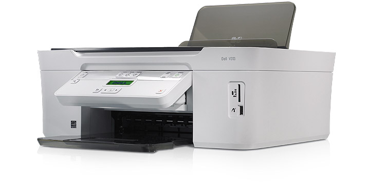 Dell V313 All In One Inkjet Printer Driver