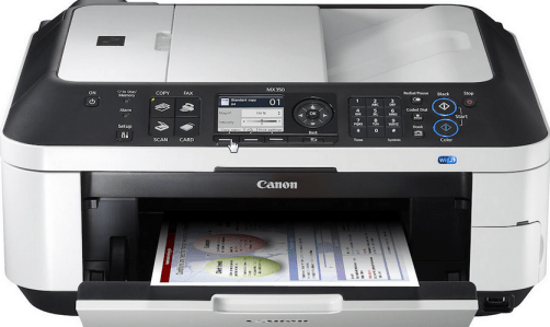 Download) Canon PIXMA MX350 Driver