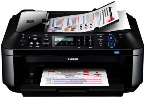 Canon Pixma MX410 Driver Download