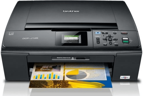 Brother J125 Printer Driver For Windows 8