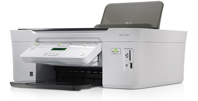 Download) Dell V313w Driver Download (All in One Printer)