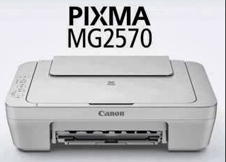 Download) Canon PIXMA MG 2570 Driver Download