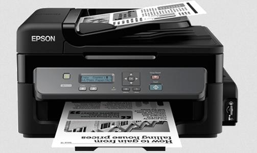 Epson M200 Driver Printer Gambar Link