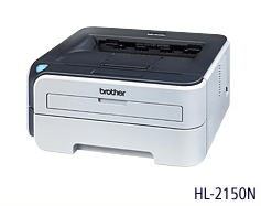 Brother HL-2150N Printer Pix
