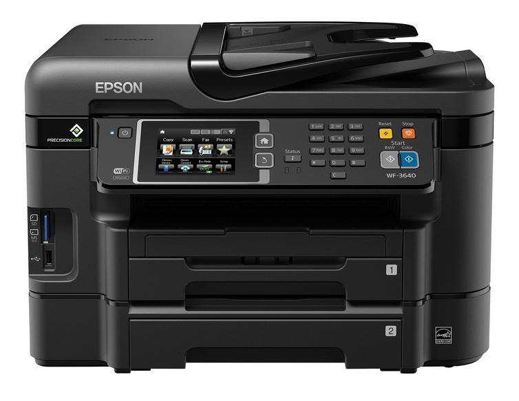 Instal Epson Printer Driver