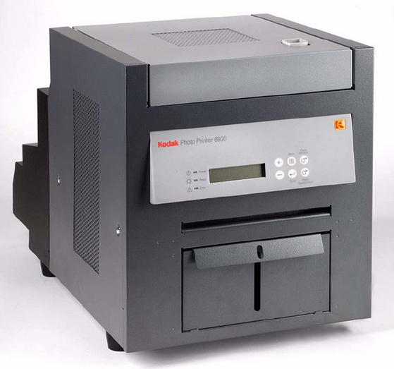Kodak Photo Printer 6850 Driver Mac