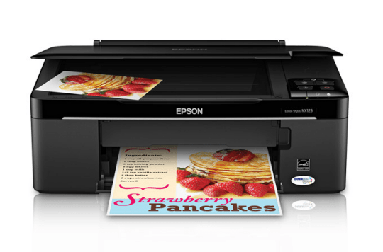 Epson 125 Printer Driver