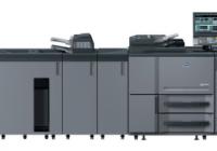 Konica bizhub PRO 1051 Printer Snapshot