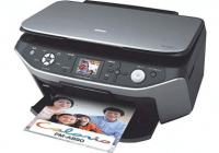 Epson PM-A890 Printer Snapshot
