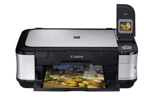 canon pixma e500 printer driver  for windows 7 32bit