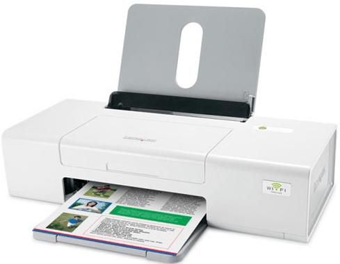 pilote imprimante lexmark z1420