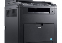 Dell Color Laser Printer 2145cn Printer
