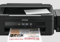 Epson M210 Printer Picture
