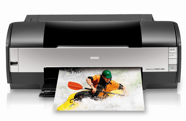 Epson Stylus Photo 1400 Inkjet Printer Snapshot