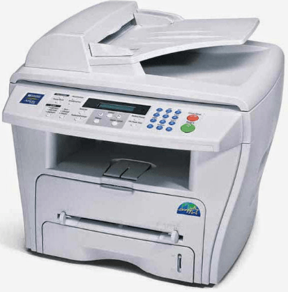 Ricoh Aficio FX16 Printer and Scanner Printer Snap