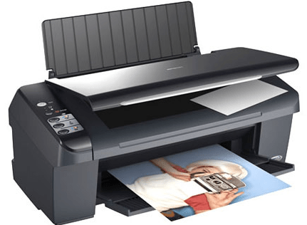 Epson Stylus CX5500 Printer Snap