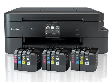 Brother Printer MFC-J985DW Printer Snapshot