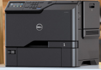 Dell Color Smart Printer S5840cdn Printer Snapshot