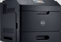 Dell S5830dn Printer Pic