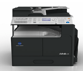 Konica Minolta bizhub 215 Printer Driver