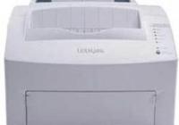 Lexmark Optra E312 Printer
