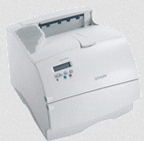 Lexmark Optra T610 Printer image