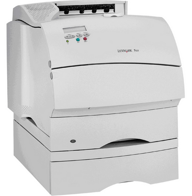 Lexmark Optra T616 Printer