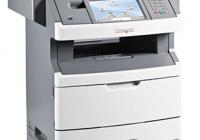 Lexmark X652 Printer