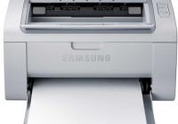 Samsung ML-2160 Printer front