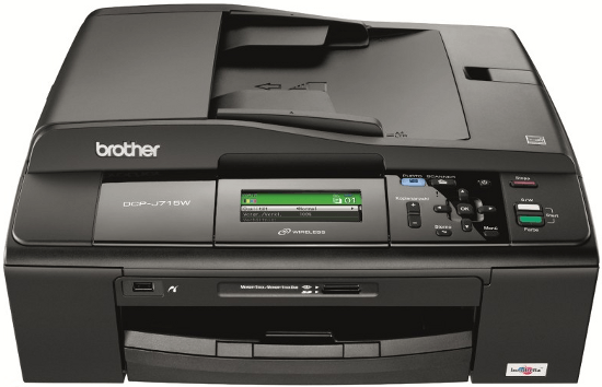 Brother-DCP-j715w-printer-driver-download