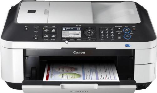 Canon-PIXMA-MX350-printer-review