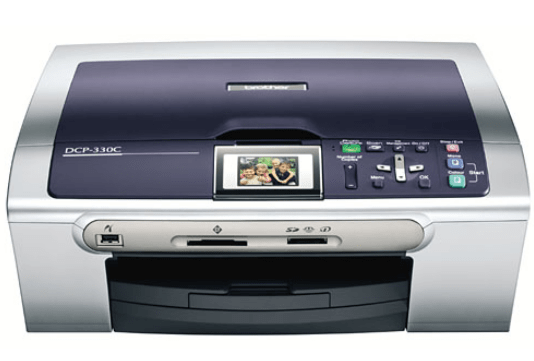 Brother-DCP-330C