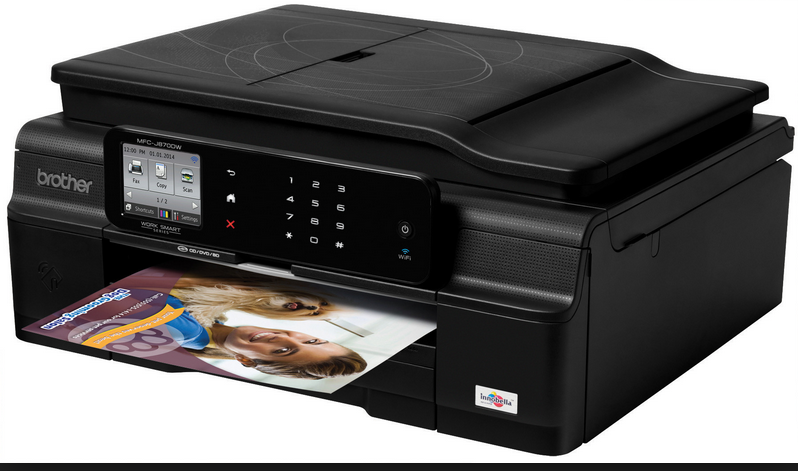 how to download a printer software brother