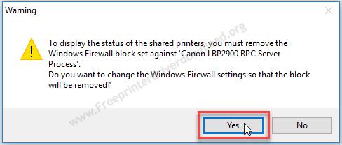 Canon LBP 2900 installation step11