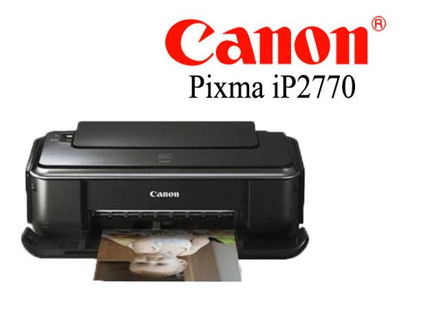 Canon PIXMA IP2770 Printer image