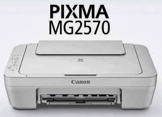 Canon PIXMA MG 2570 Printer Pics