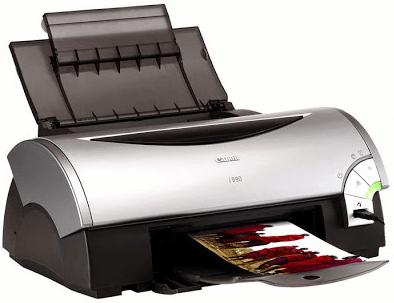 Canon i950 Printer Driver Download guide