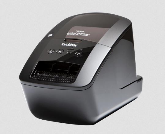 Brother QL-720NW Wifi Printer Pics