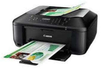 Canon Pixma MX536 printer pix