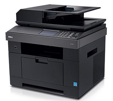 Dell 2355dn printer image1