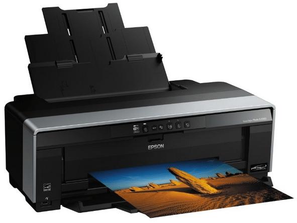 Epson Stylus Photo R2000 Printer picture