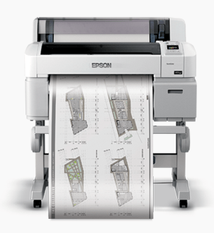 Epson SureColor SC-T3070 Pritner pic1