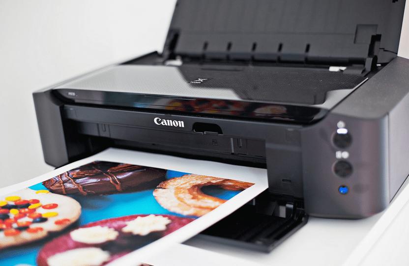 Canon Pixma iP8720 Printer Images2