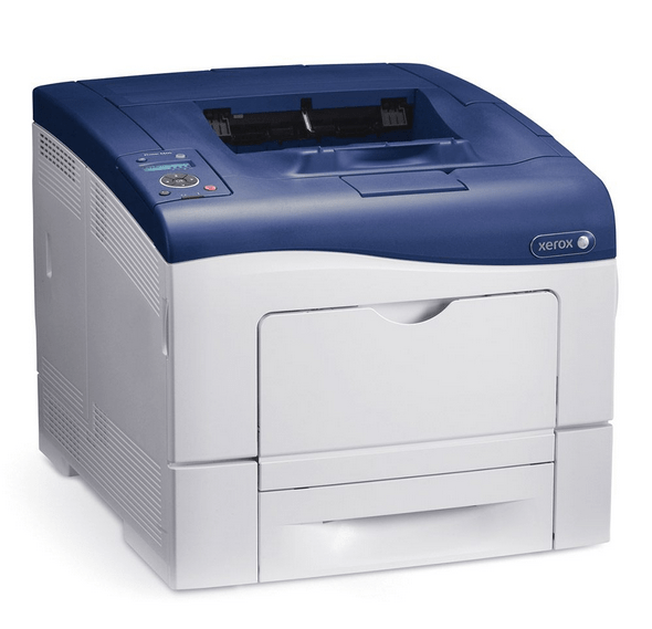 Xerox Phaser 7100 - 7100 DN Printer Screenshot