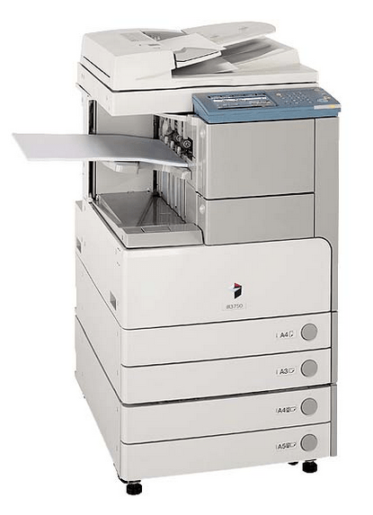 Canon iR4570 Printer