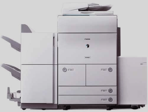 Canon iRC6800 All-in-one Printer Images