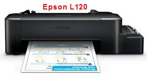 Epson L120 Ink Tank Printer Pic