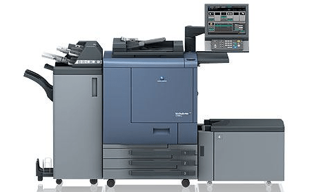 Konica bizhub PRESS C6000 All-in-one Printer Image