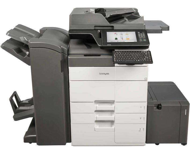 Lexmark XM9165 Laser Printer Image