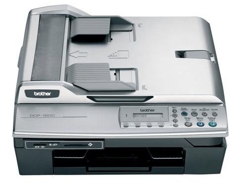 Brother DCP-120C Printer Screenshot